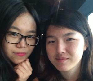 Xiao La and Maizi