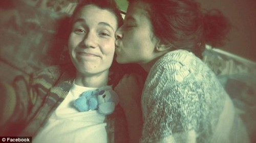 Tatianna Diz and Alexandra King