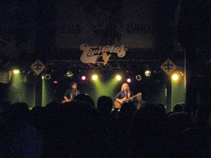 The Indigo Girls play Tipitina's: http://www.coldspaghetti.org/blog/2009/06/01/my-first-ever-night-at-tips/