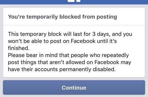 banned again