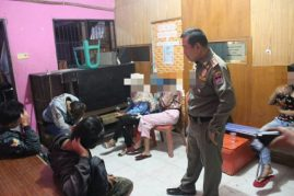 West Sumatra Lesbian persecution
