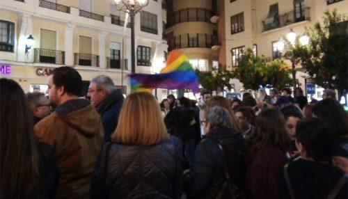 Cadiz protest Palillero