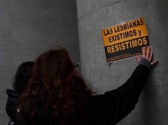 Lesbianas Existimos y Resistimos