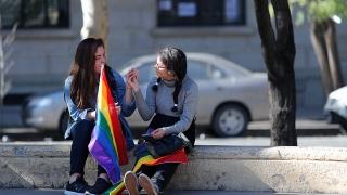 Chile lesbians